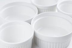 Керамическое bakeware Стоковые Изображения