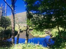Керри Ирландия графства озер Killarney Стоковые Изображения RF