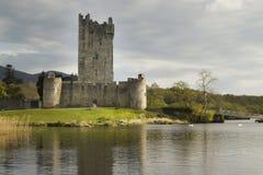 Керри killarney ross Ирландии графства замока Стоковые Изображения
