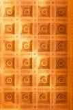Кессоны группы входа государственного университета Lomonosov Москвы Россия Стоковое фото RF