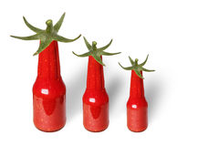 Кетчуп, томат Стоковые Изображения RF
