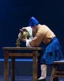 """Кельнер-показатель мечт opera""""four Handan - Цзянси  linchuan†Стоковая Фотография"""