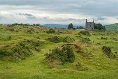 Кельтская деревня Стоковая Фотография