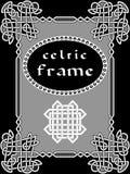 кельтская рамка Стоковая Фотография