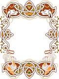 кельтская рамка Стоковые Фотографии RF