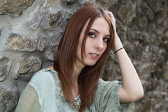 Кельтский красный цвет Стоковая Фотография