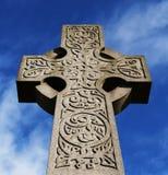 кельтский крест 2 Стоковое Изображение
