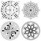 кельтский орнамент Стоковая Фотография