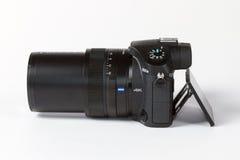 Кибер-съемка DSC-RX10 II Сони, 20 megapixels Стоковое фото RF