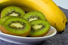 киви плодоовощ банана Стоковые Фотографии RF