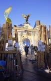 Киев протестует 2014 Стоковое Изображение RF