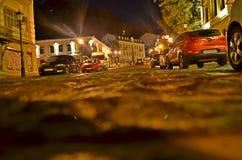 Киев, старый городок Стоковое Изображение RF