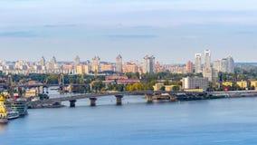 Киев, Украина, Dnipro Стоковое Изображение