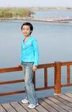 киец ребенка Стоковые Фото