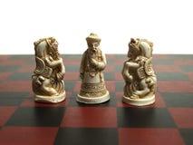 киец шахмат Стоковая Фотография