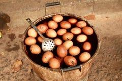 киец eggs чай Стоковая Фотография RF
