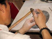 киец handcrafts стоковое изображение rf