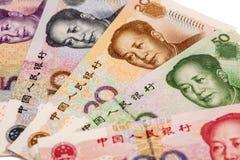 киец yuan кредиток Стоковое Изображение
