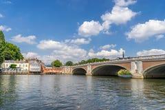 Кингстон на Темзе стоковое изображение rf