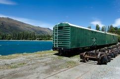 Кингстон - Новая Зеландия стоковые фотографии rf