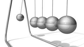 кинетические маятники Стоковая Фотография RF