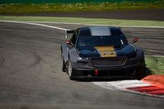 Кинетический автомобиль Mitjet гоночной команды на Монце Стоковое Фото