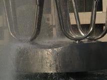 Кинетический фонтан, Drobeta Turnu Severin Стоковые Фото