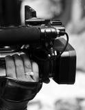 Киносъемочный аппарат Стоковые Изображения