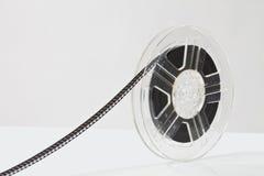 кинотехнологический вьюрок киноиндустрии принципиальной схемы Стоковое Изображение