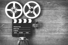 кино камеры старое стоковая фотография