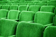 кино предпосылки аудитории пустое Стоковые Фотографии RF