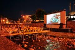 Кино реки над рекой Bistrica Стоковые Фотографии RF