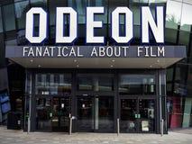 Кино Odeon Стоковые Изображения RF
