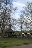 Киоск в Гайд-парке Стоковая Фотография