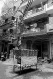 Киоск в Нью-Дели стоковые фото