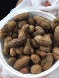 Кипеть арахисы в Georgia Стоковые Фотографии RF