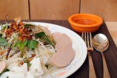 Кипеть вьетнамцем торт риса стоковое фото rf