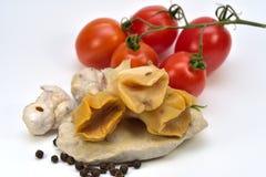 Кипеть rapa Veined Rapana whelk мясо Стоковые Фото