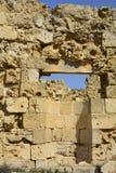 Кипр, старые салями стоковое изображение