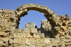 Кипр, старые салями стоковое изображение rf