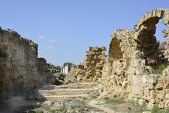 Кипр, старые салями стоковое фото