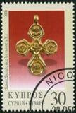 КИПР - 2000: части ювелирных изделий, серия выставок различные ювелирных изделий Стоковые Фото