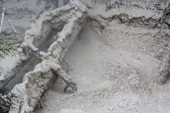 кипя бассеины грязи Стоковое Изображение RF