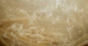 Кипя съемка макроса макаронных изделий акции видеоматериалы