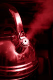 кипя чайник Стоковое Изображение