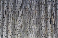 Кирпичи аранжированы на верхней части свода Стоковая Фотография RF