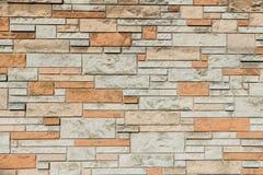 кирпичи кирпича много старая стена текстуры Стоковые Изображения RF