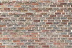 кирпичи кирпича много старая стена текстуры Стоковое фото RF