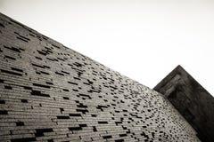 Кирпичи на стене Стоковое Фото