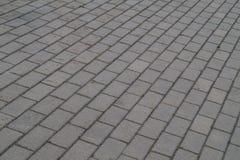 Кирпичи тротуара Стоковое Изображение RF